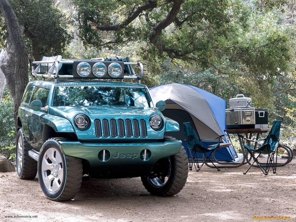 Внедорожник Jeep Willys 2.